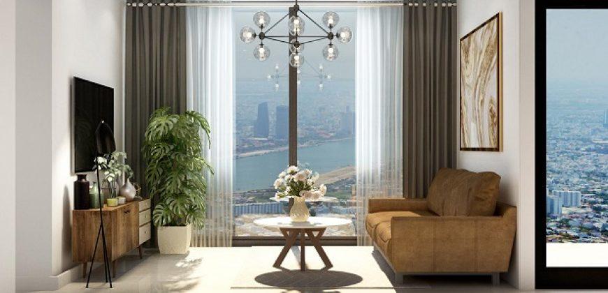 Bán căn hộ Palm Heights 2 PN, DT 77m2