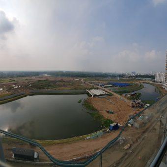 Căn 2PN (MP1-XX.08) View Sông, Biệt Thự Valora Rất Đẹp