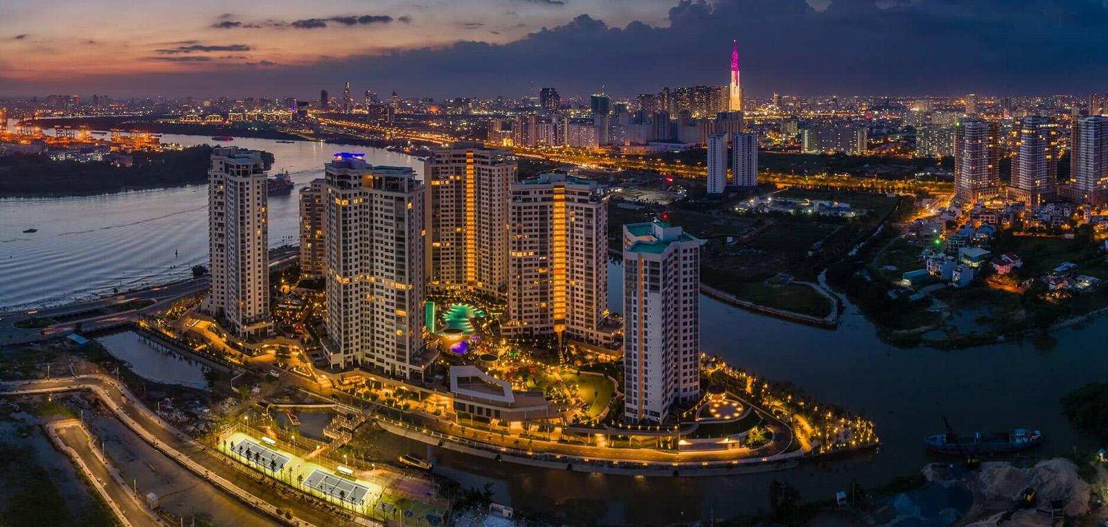 3 lí do bất động sản ven sông thu hút giới đầu tư