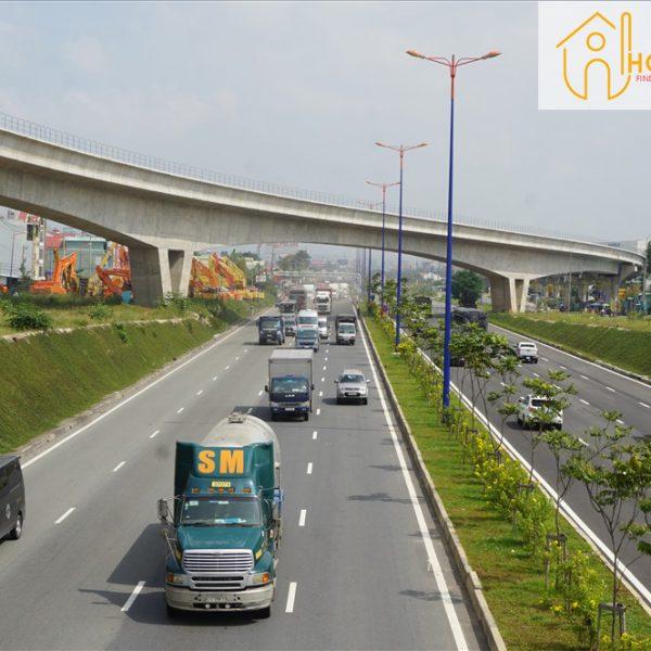 """Hạ tầng giao thông khu Đông phát triển: Dự báo bất động sản sẽ """"tăng nhiệt"""""""