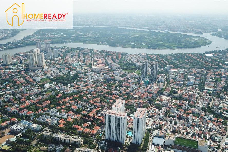 Các dự án bất động sản tại khu Đông luôn thu hút được nhiều khách hàng