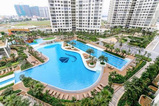 Cho thuê căn hộ Đảo Kim Cương